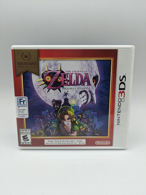 The Legend of Zelda : Majora's Mask 3D – 3DS