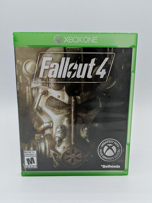 Fallout 4 - XB1