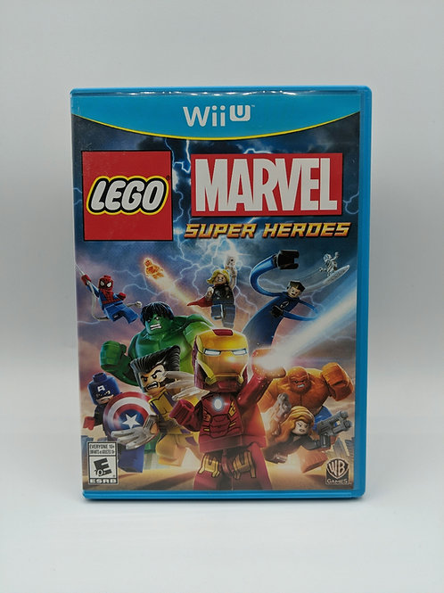 LEGO Marvel Super Heroes – WiiU