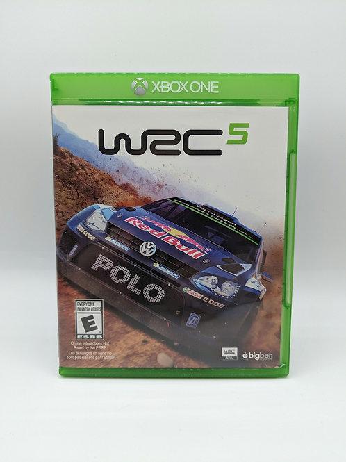 WRC 5 – XB1