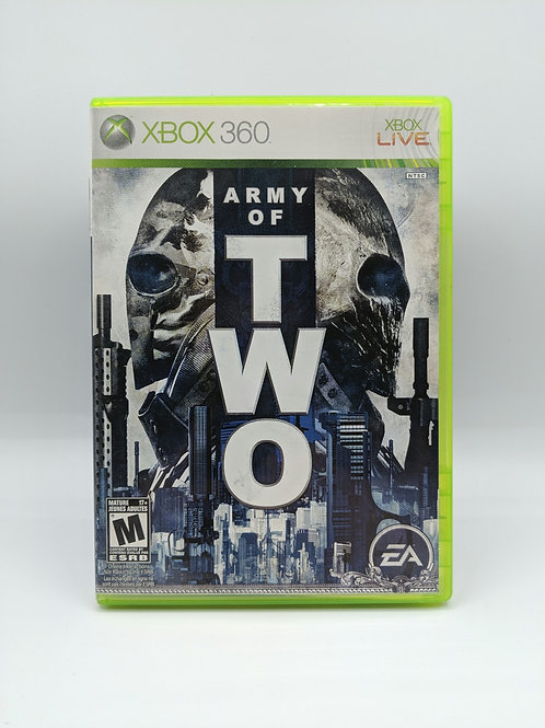 Army of Two – 360