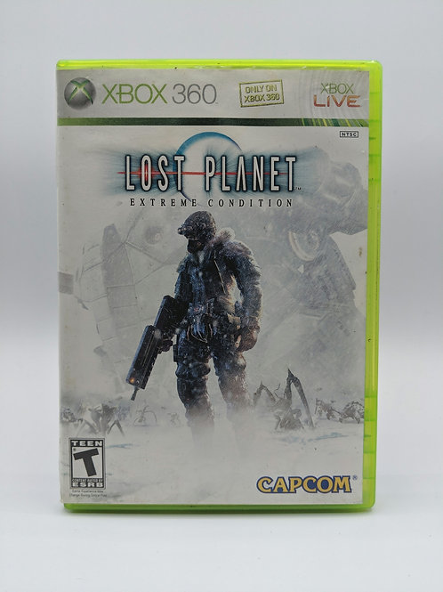 Lost Planet Extreme Condition – 360