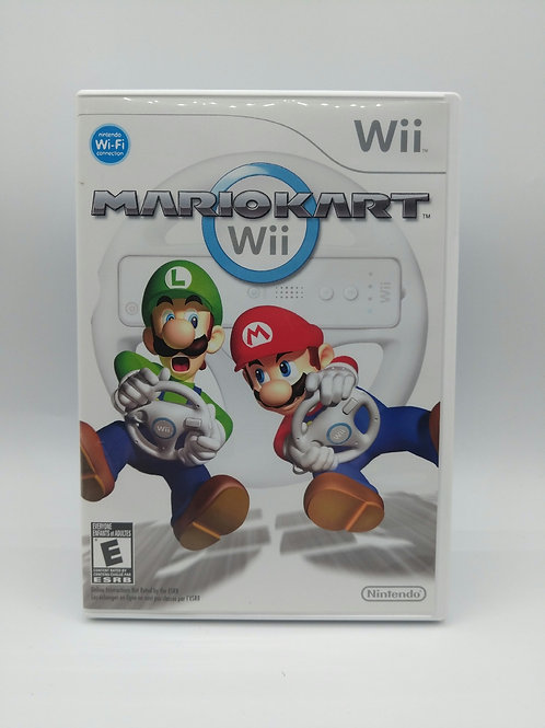 Mario Kart Wii – Wii