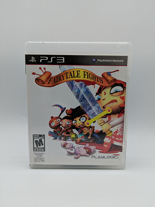 Fairytale Fights – PS3
