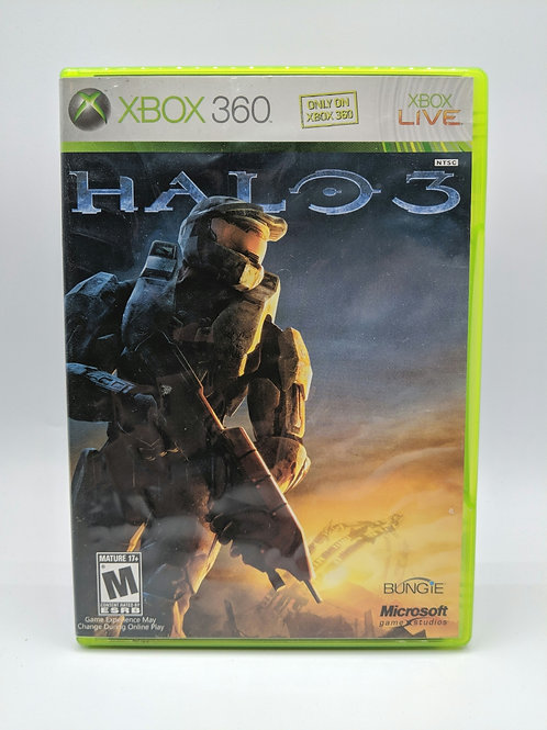 Halo 3 Regular Edition – 360