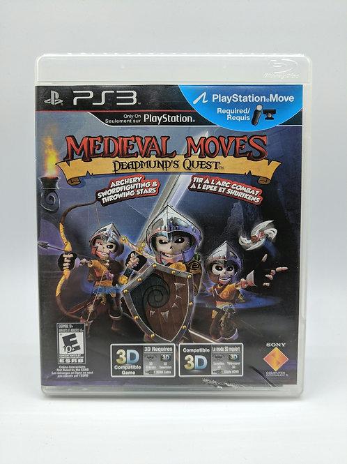Medieval Moves Deadmund's Quest – PS3