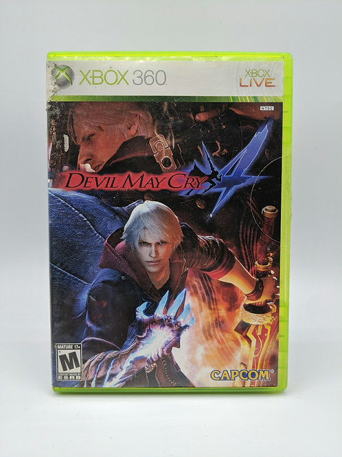 Devil May Cry 4 – 360