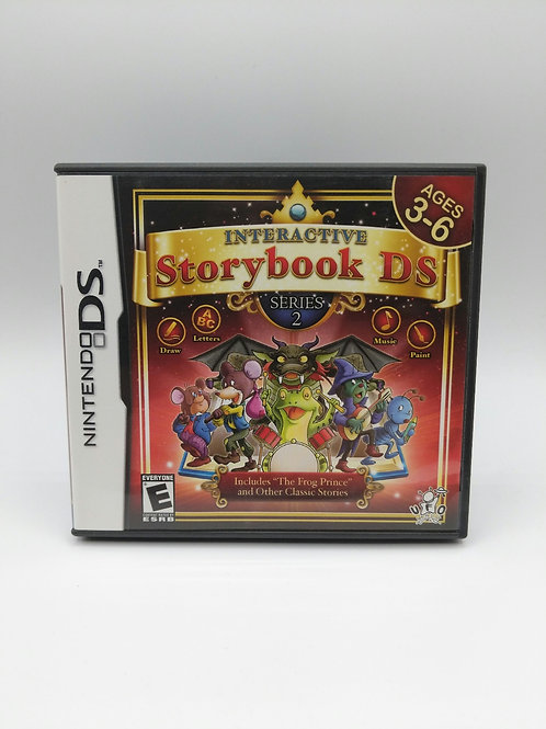 Interactive Storybook DS - DS