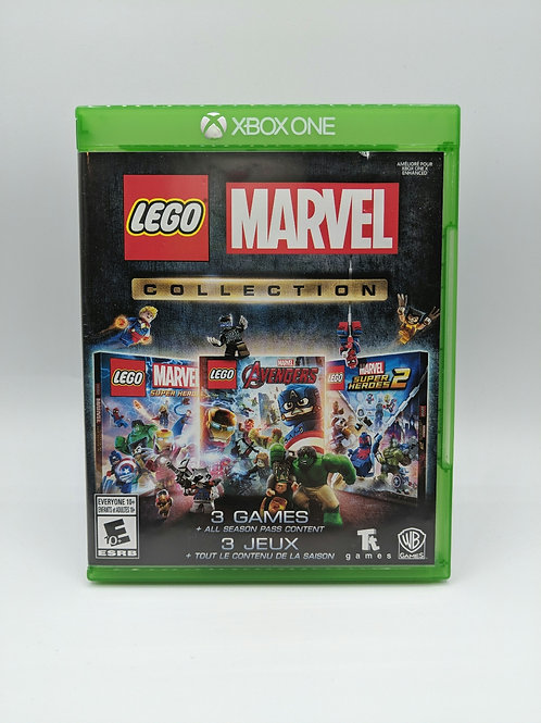 Lego Marvel Collection - XB1