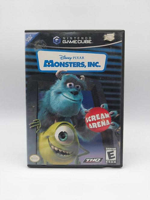 Monsters, Inc. Scream Arena – NGC