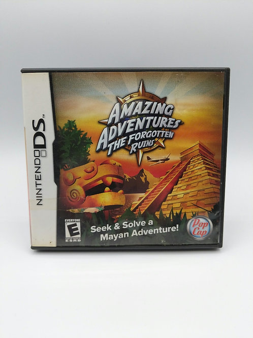 Amazing Adventures The Forgotten Ruins - DS