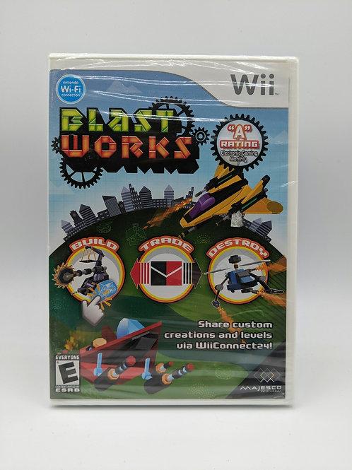 Blast Works – Wii