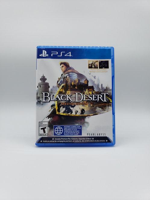 Black Desert - PS4