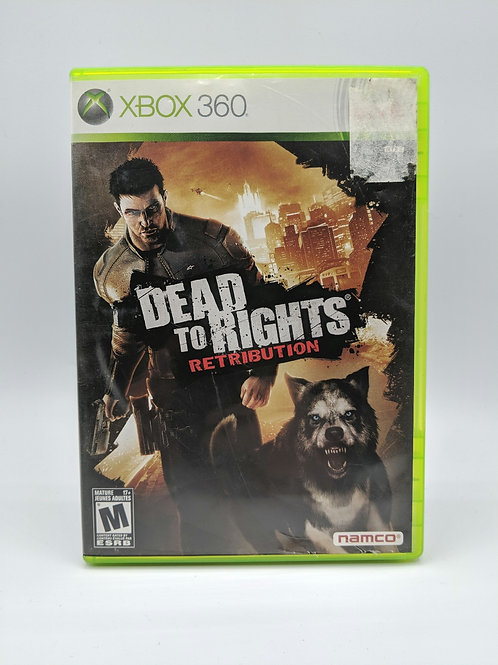 Dead to Rights Retribution – 360