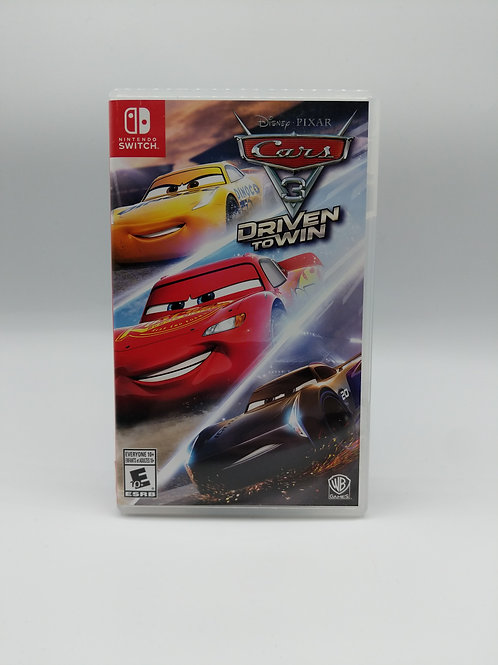 Cars 3 : Driven to Win – SW