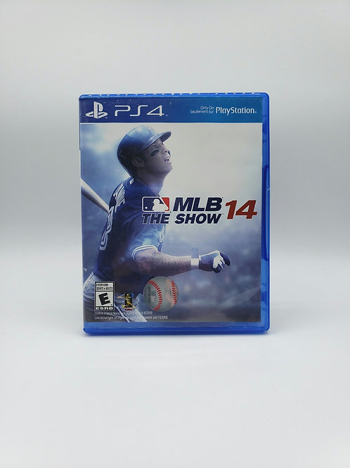 MLB 14 The Show - PS4