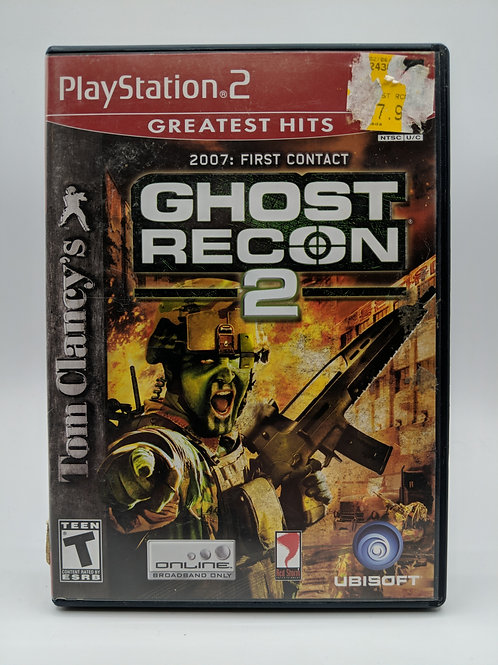 Ghost Recon 2 – PS2