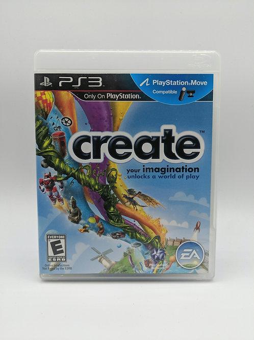Create – PS3