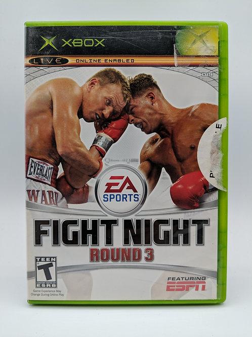 Fight Night Round 3 - XBX