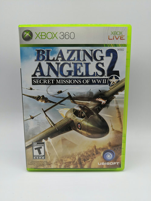 Blazing Angels 2 : Secret Missions of WWII – 360
