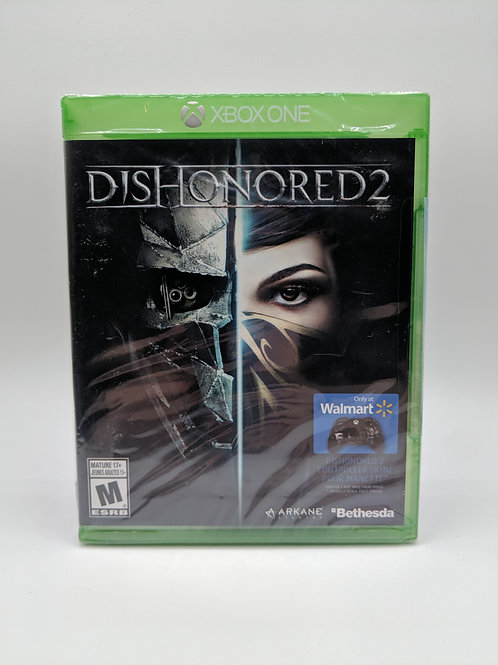Dishonored 2 - XB1