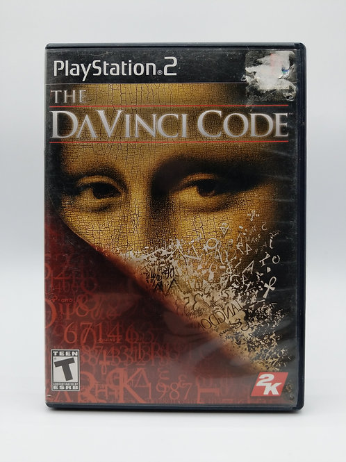 The DaVinci Code – PS2