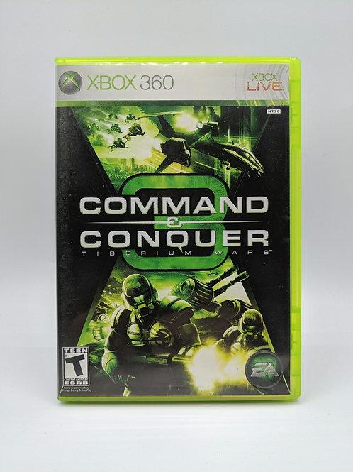 Command & Conquer 3 : Tiberium Wars – 360