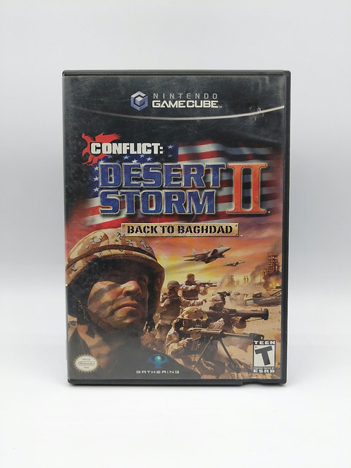 Conflict : Desert Storm 2 - Back To Baghdad – NGC