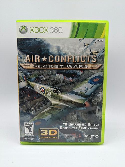Air Conflicts : Secret Wars – 360