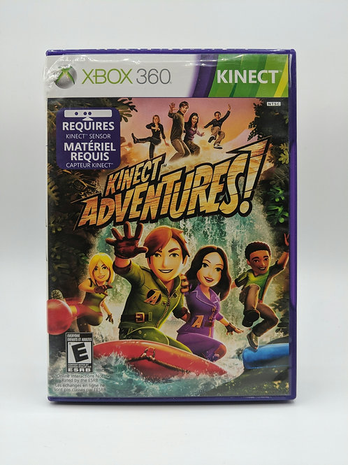 Kinect Adventures – 360