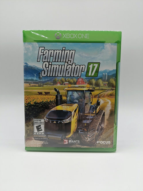 Farming Simulator 17 - XB1