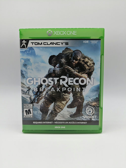 Tom Clancy's Ghost Recon Breakpoint - XB1