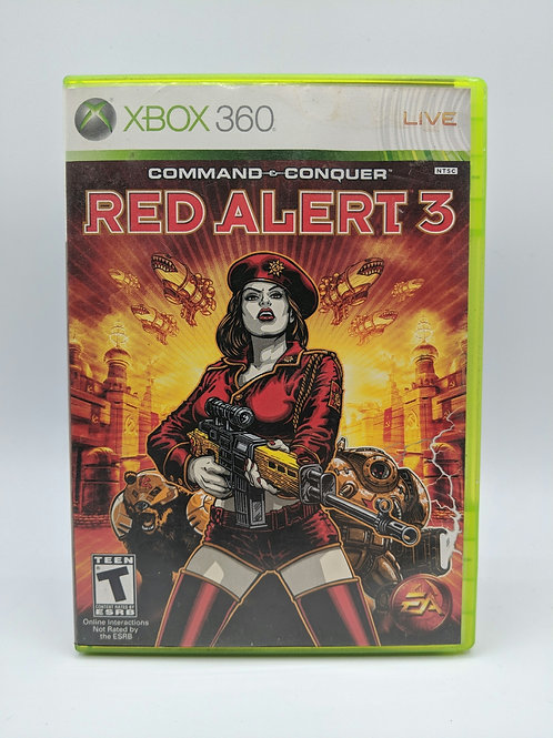 Command & Conquer Red Alert 3 – 360