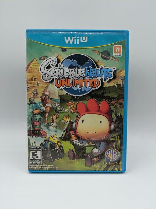 Scribblenauts Unlimited – WiiU