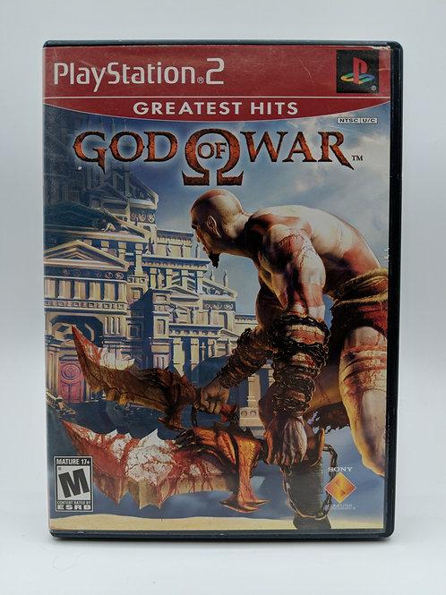 God of War – PS2