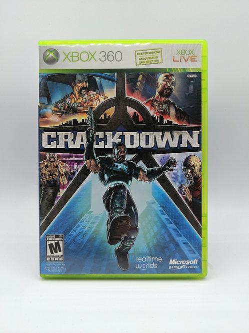 Crackdown – 360