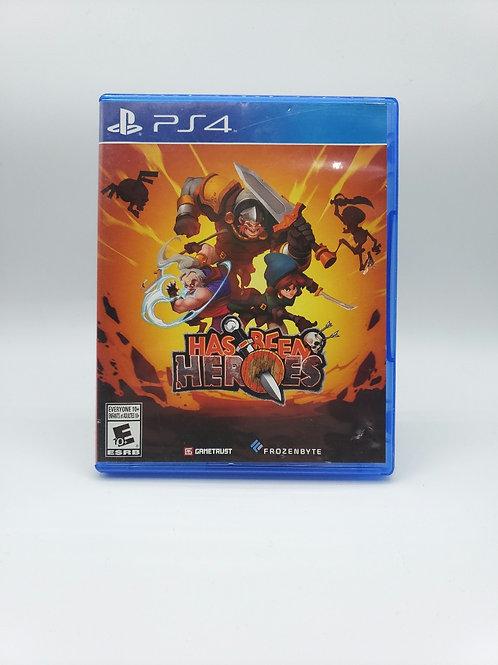 Has Been Heroes - PS4