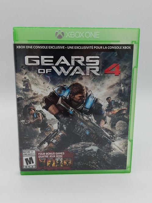 Gears Of War 4 - XB1
