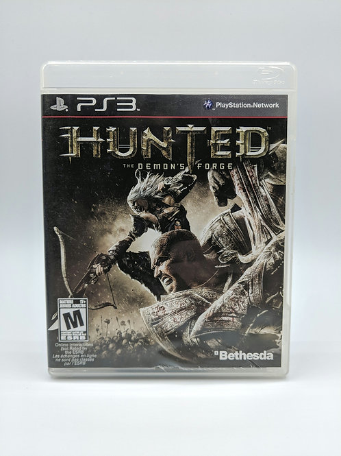 Hunted The Demon's Forge – PS3