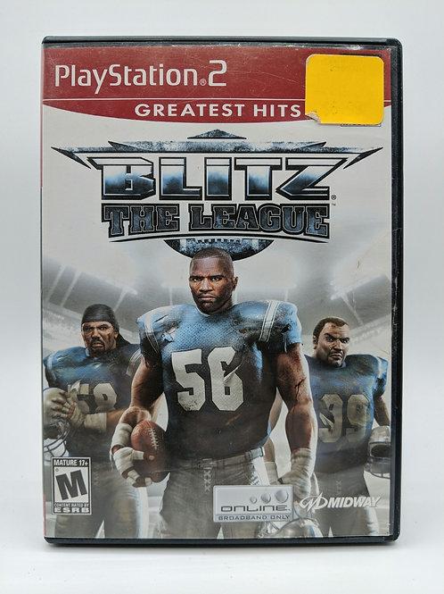 Blitz The League – PS2