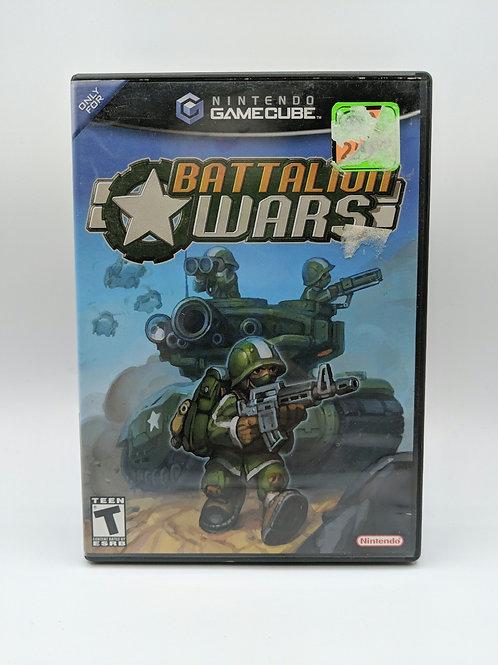 Battalion Wars – NGC