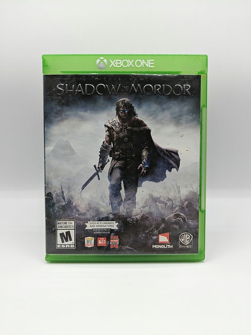 Middle Earth : Shadow of Mordor – XB1