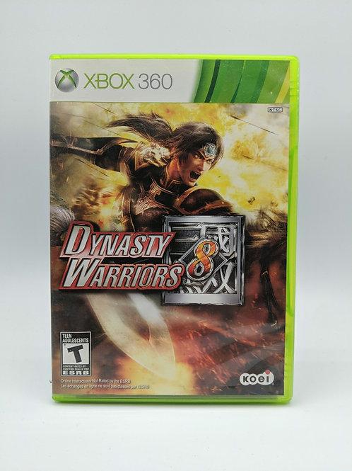 Dynasty Warriors 8 – 360