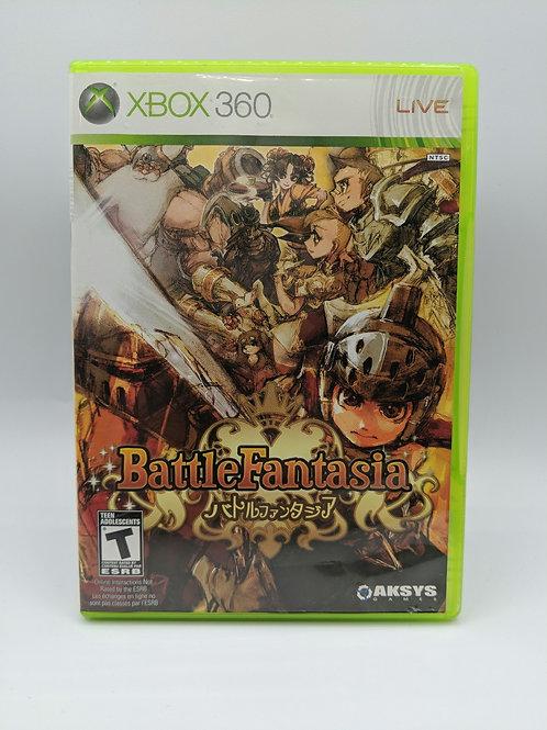 Battle Fantasia – 360