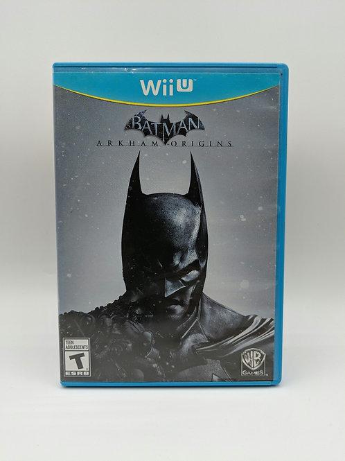 Batman Arkham Origins – WiiU