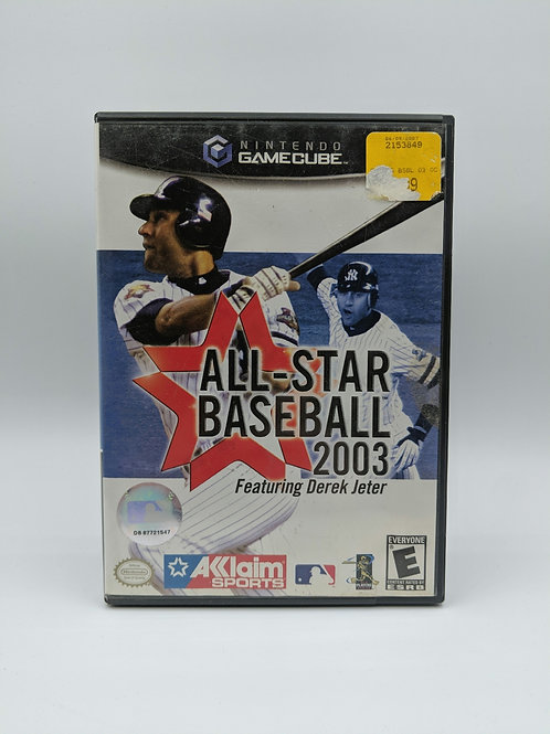 All-Star Baseball 2003 – NGC
