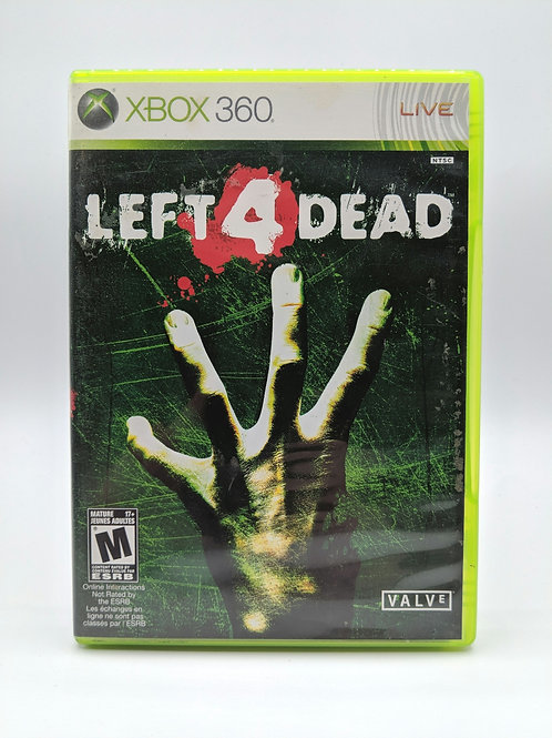 Left 4 Dead – 360