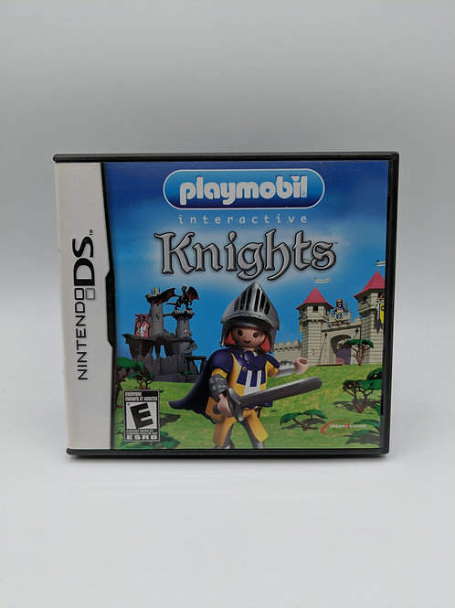 Playmobil Knights – DS
