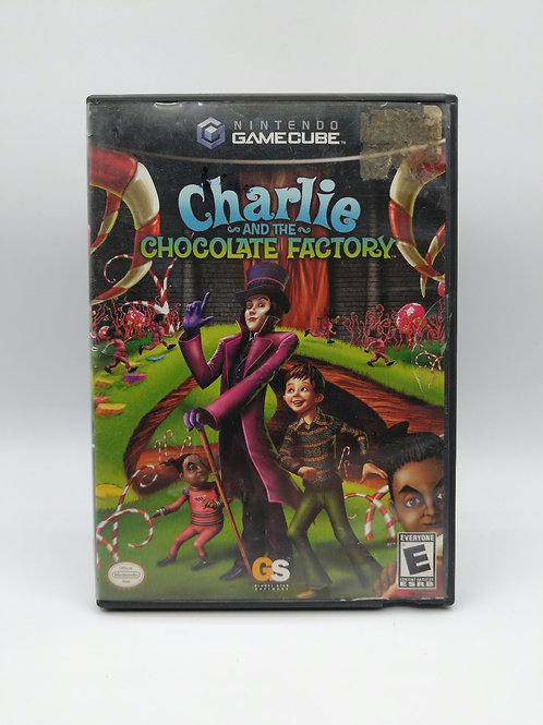 Charlie and the Chocolate Factory – NGC