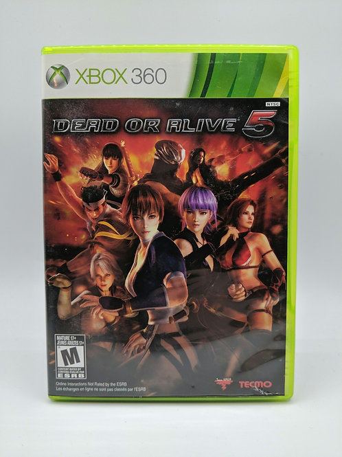 Dead or Alive 5 – 360
